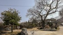 아산 맹씨행단 : 충청남도 아산시 배방읍 중리 300