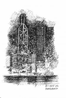 hong kong view - 2